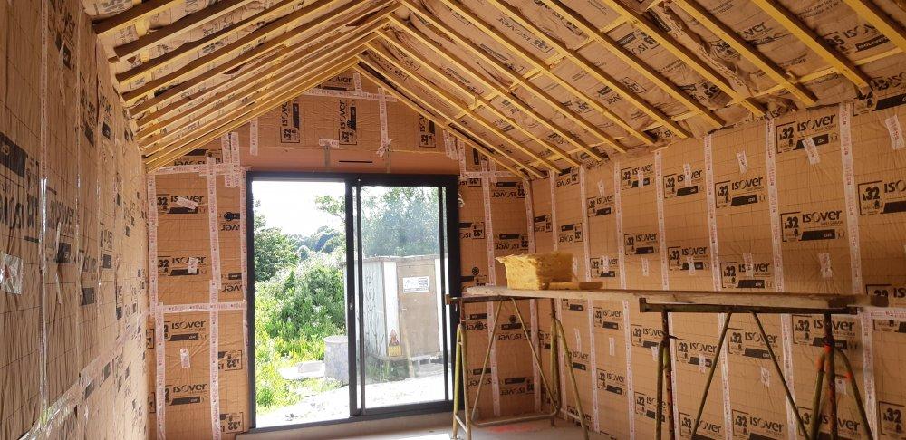 Entreprise spécialisée dans la pose d'isolation laine de verre Saint-Malo